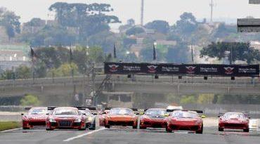 GT3 Brasil: Chico Longo e Daniel Serra vencem de Ferrari 458 Itália em Curitiba pela GT3