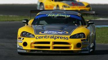 GT3 Brasil: Feldmann e Kaesemodel voltam ao pódio da GT3