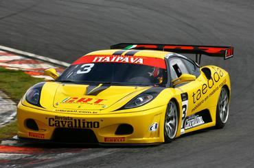 GT3 Brasil: Derani/Ricci cravam melhor tempo da sexta-feira