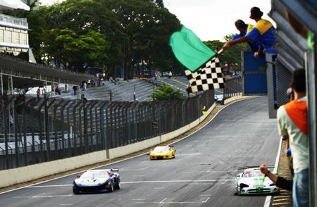 GT3 Brasil: Final dramático dá vitória a Constantino/Lunardi na última curva