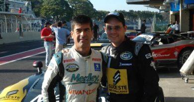 GT3 Brasil: Casagrande e Negrão formarão dupla para temporada 2008