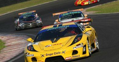 GT3 Brasil: Dupla Ricci/Derani foi o melhor entre as Ferrari