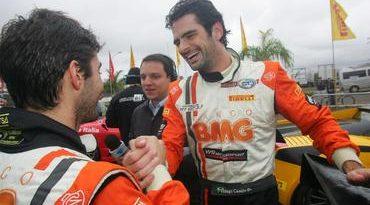GT3 Brasil: Camilo lembra do amigo Massa na vitória em Londrina