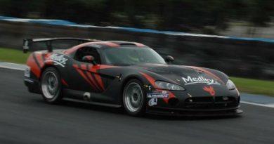 GT3 Brasil: Casagrande Racing fecha treinos extras com quinta melhor marca