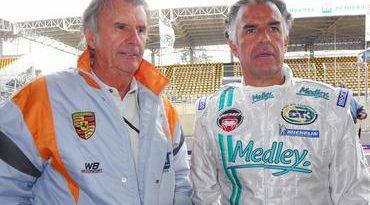 GT3 Brasil: Xandy e Mattheis dominam treinos em Interlagos