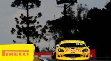 GT Brasil: Pela GT4 Marçal Melo e William Freire completam domínio em Curitiba