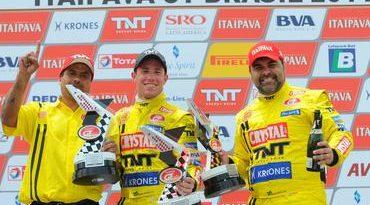 GT Brasil: Na GT4, Líderes abandonam e corrida termina com vitória de Marçal Melo e William Freire
