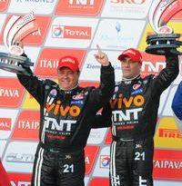 GT Brasil: Valter Rossete e Fábio Greco conquistam primeira vitória do Maserati Gran Turismo