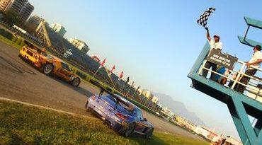 GT Brasil: Jimenez e Boni vencem corrida da GT3 no Rio