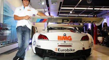 GT Brasil: BMW Team Brasil apresenta seus carros e pilotos