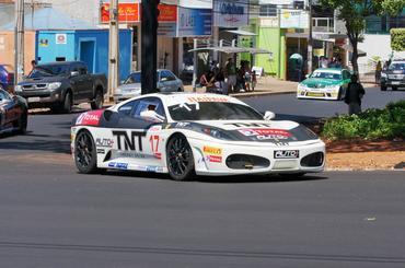 GT Brasil: Ruas de Campo Grande recebem carros do Itaipava GT Brasil e Mercedes-Benz Grand Challenge