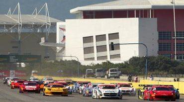 GT Brasil: Cláudio Ricci e Rafael Derani vencem no Rio de Janeiro