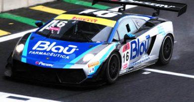 GT Brasil: Allam Khodair e Marcelo Hahn vencem etapa da GT3 em Interlagos