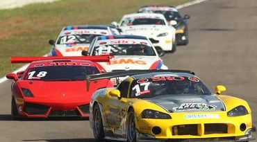 GT Brasil: Ramon Matias e Renato Cattalini vencem com o Dodge Viper Competition Coupé