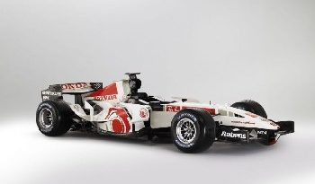 F1: Equipe de Barrichello apresenta novo carro