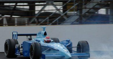 Indy 500: Dixon é o mais rápido do dia. Gregoire bate forte