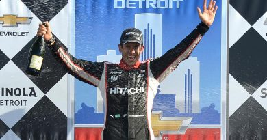 IndyCar: Categoria realiza a sétima etapa da temporada no oval do Texas
