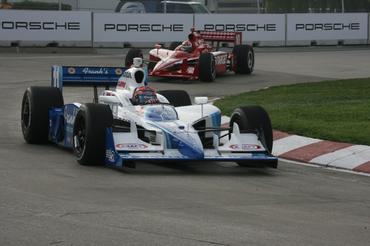 IndyCar: Tony larga na 8a posição no GP de Detroit