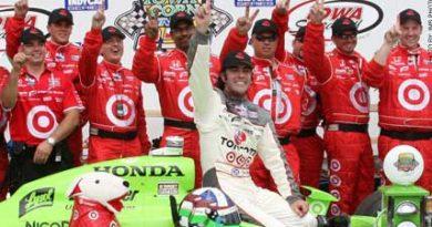 IndyCar: Dario Franchitti vence em Iowa