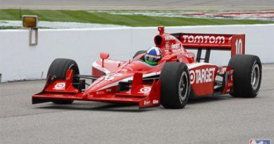 IndyCar: Dario Franchitti é o mais rápido no primeiro treino em Richmond