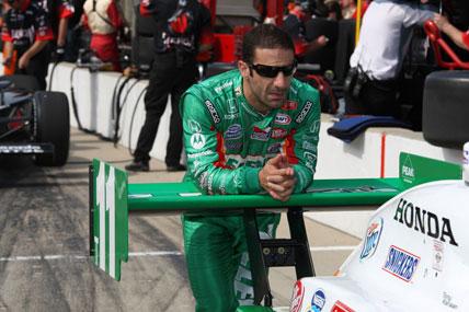 IndyCar: Tony 'Não está do jeito que queria, mas temos dois dias pela frente'