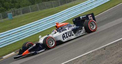 IndyCar: Mario conquista melhor posição de largada na categoria