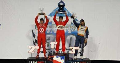 IndyCar: Mario Moraes conquista primeiro pódio na categoria