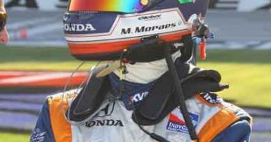 IndyCar: Mário Moraes está confiante para o fim da temporada