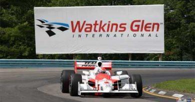 IndyCar: Ryan Briscoe é pole em Watkins Glen