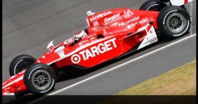 IndyCar: Dixon vence e é o novo líder da categoria