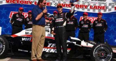 IndyCar: Ryan Briscoe vence no Texas