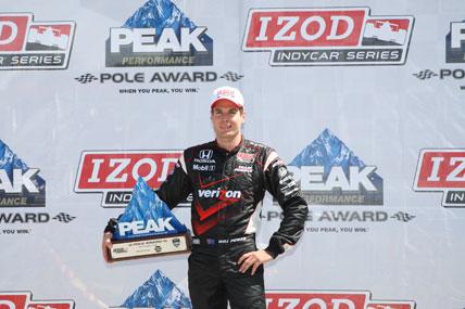 IndyCar: Will Power sai na pole no Barber Motorsports Park