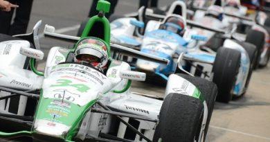 Indy500: Simon Pagenaud é o mais rápido no quarto dia