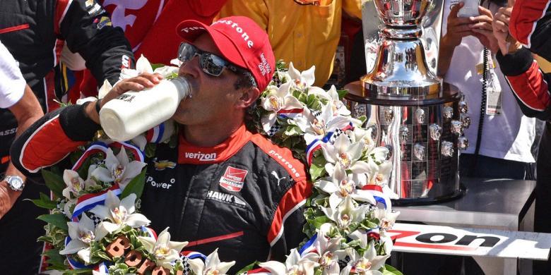 Indy500: Juan Pablo Montoya vence a 99ª edição das 500 Milhas de Indianápolis