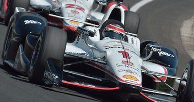 IndyCar: Wil Power é o mais rápido no Carb Day
