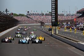 Indy500: Sem bandeira amarela, prova chega a 125 voltas