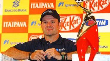 IndyCar: Barrichello ansioso por experiência inédita no Anhembi