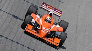 IndyCar Series: Bernoldi larga em 11º em Edmonton
