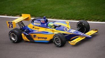IndyCar: Ana Beatriz focada no acerto do carro para a prova