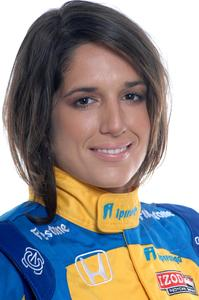 IndyCar: Monange patrocina Ana Beatriz Figueiredo