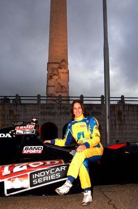 IndyCar: Carro de F-Indy cruza a 23 de Maio, no coração de São Paulo