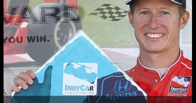 IndyCar: Ryan Briscoe larga na pole-position em Edmonton