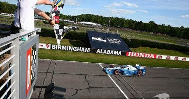 IndyCar: Simon Pagenaud vence em Barber