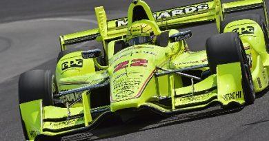 IndyCar: Simon Pagenaud marca a pole em Indianápolis