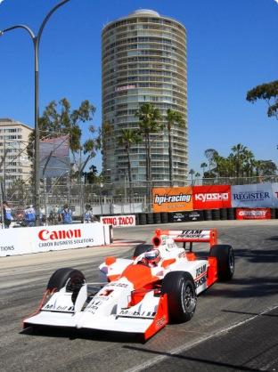 Indycar: Antes de devolver o carro para Helio Castroneves, Will Power é o mais rápido em Long Beach