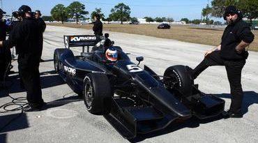 IndyCar: Rubens e Tony completam 295 milhas em Sebring