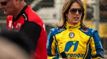IndyCar: Bia Figueiredo manda ver na massa e na sobremesa antes da corrida da Indy em SP