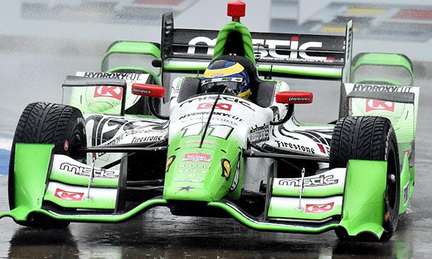 IndyCar: Sébastien Bourdais vence segunda prova em Detroit