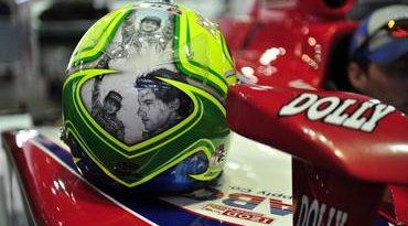 IndyCar: Pilotos prestam tributo a Ayrton Senna