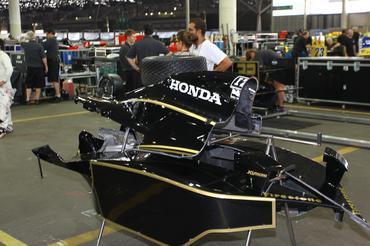 IndyCar: Conheça o carro da Fórmula Indy em detalhes